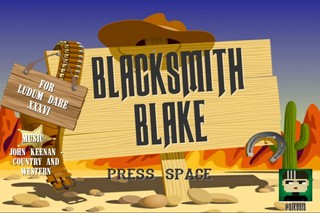 Play Blacksmith Blake Online