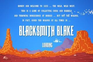 Blacksmith Blake
