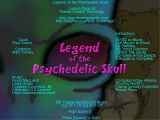 게임하기 Legend of the Psychedelic