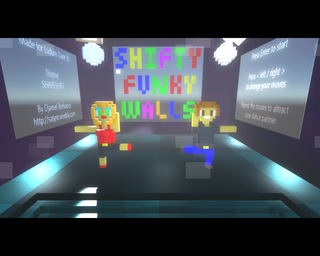 Играть Shifty Funky Walls