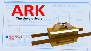 Spelen Ark: The Untold Sotry