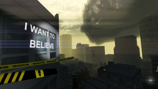 Играть I Want To Believe