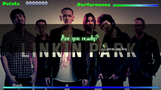 玩 Linkin Park Hero