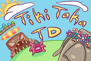 Spelen Tiki Taka TD