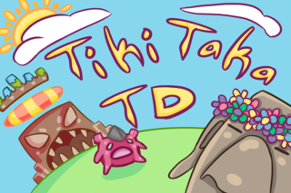 Mainkan Tiki Taka TD