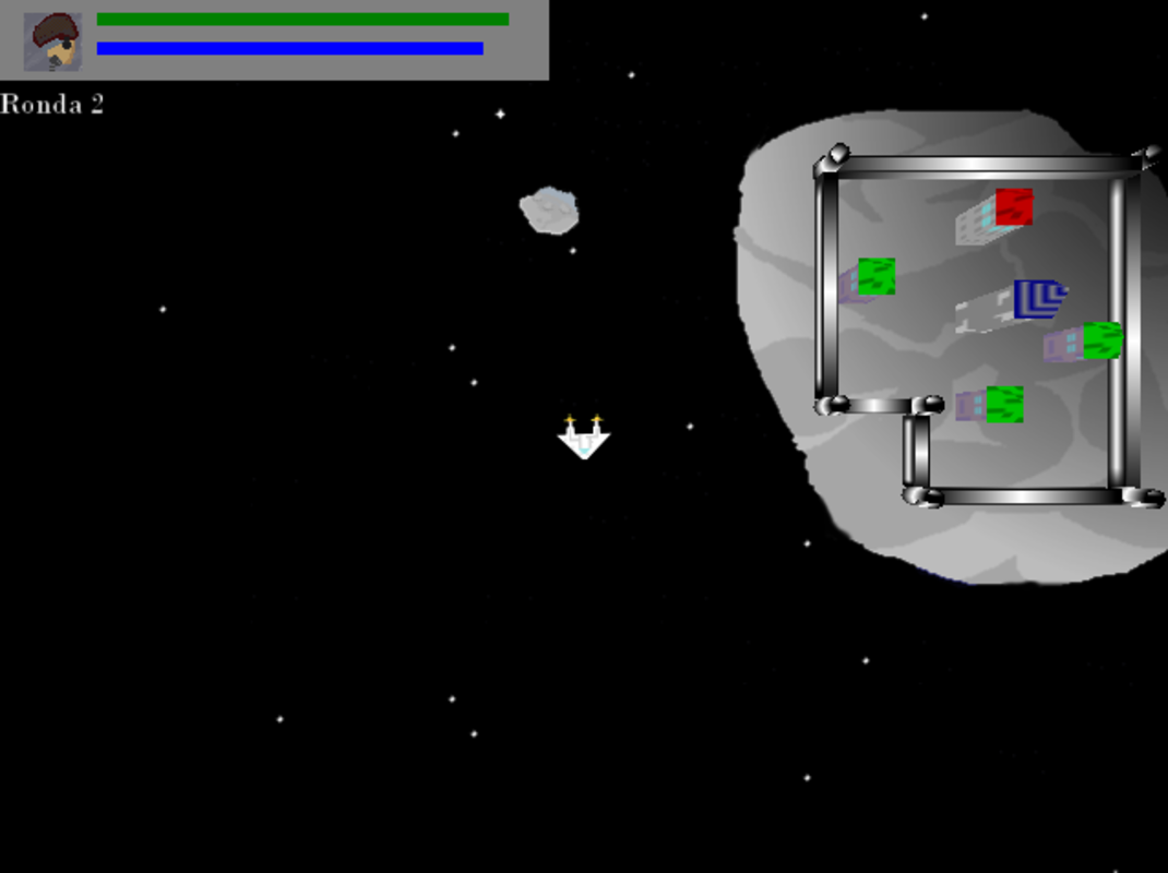 Play SpaceShooterGame