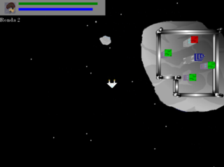 Mainkan SpaceShooterGame