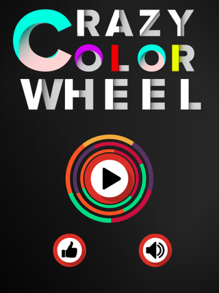 Spielen Crazy Color Wheel