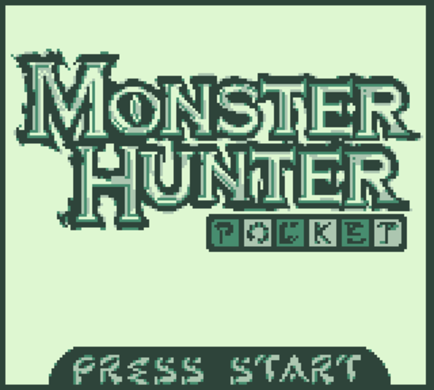Play Monster Hunter Pocket