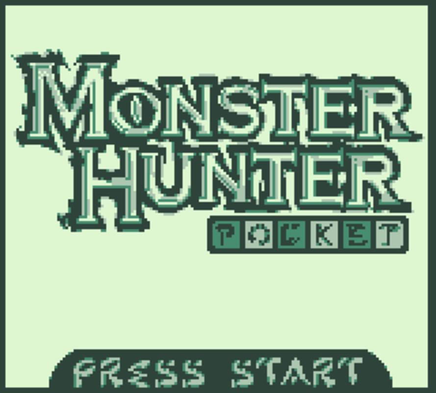 Play Monster Hunter Pocket