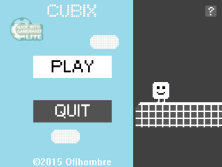 Zagraj Cubix (Ofihombre)