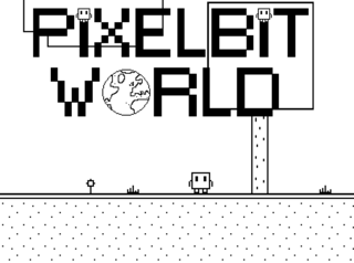 Bermain Pixelbit World