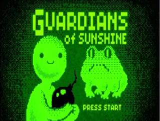 玩 Guardians of Sunshine