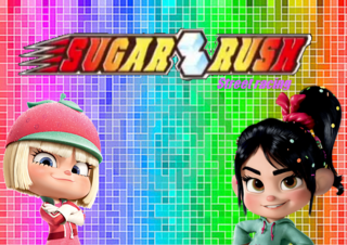 खेलें Sugar Rush- Street Racing