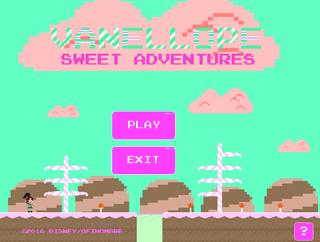 Vanellope SweetAdventures