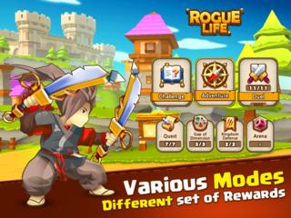 Rogue Life: Squad Goals