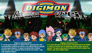 Spelen Digimon Adventure - 2009