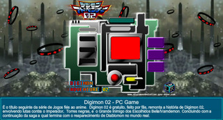 بازی کنید Digimon 02 RPG - 2011