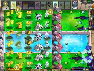 Pokemon VS Zombies 2015