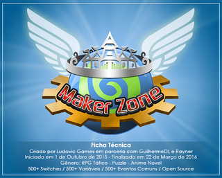 Bermain Maker Zone 2016