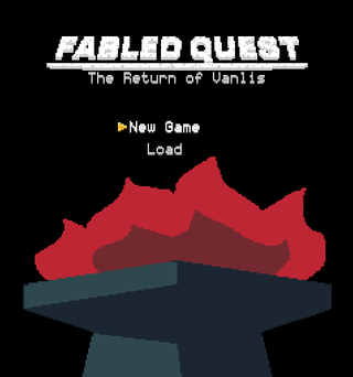 Jouer Fabled Quest: TRoV