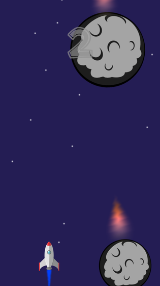 Rocket : knightec Chapter