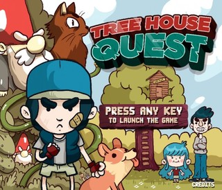 Spelen Tree House Quest