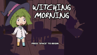 게임하기 Witching Morning