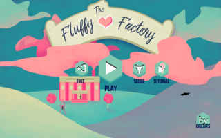 玩 The Fluffy Factory