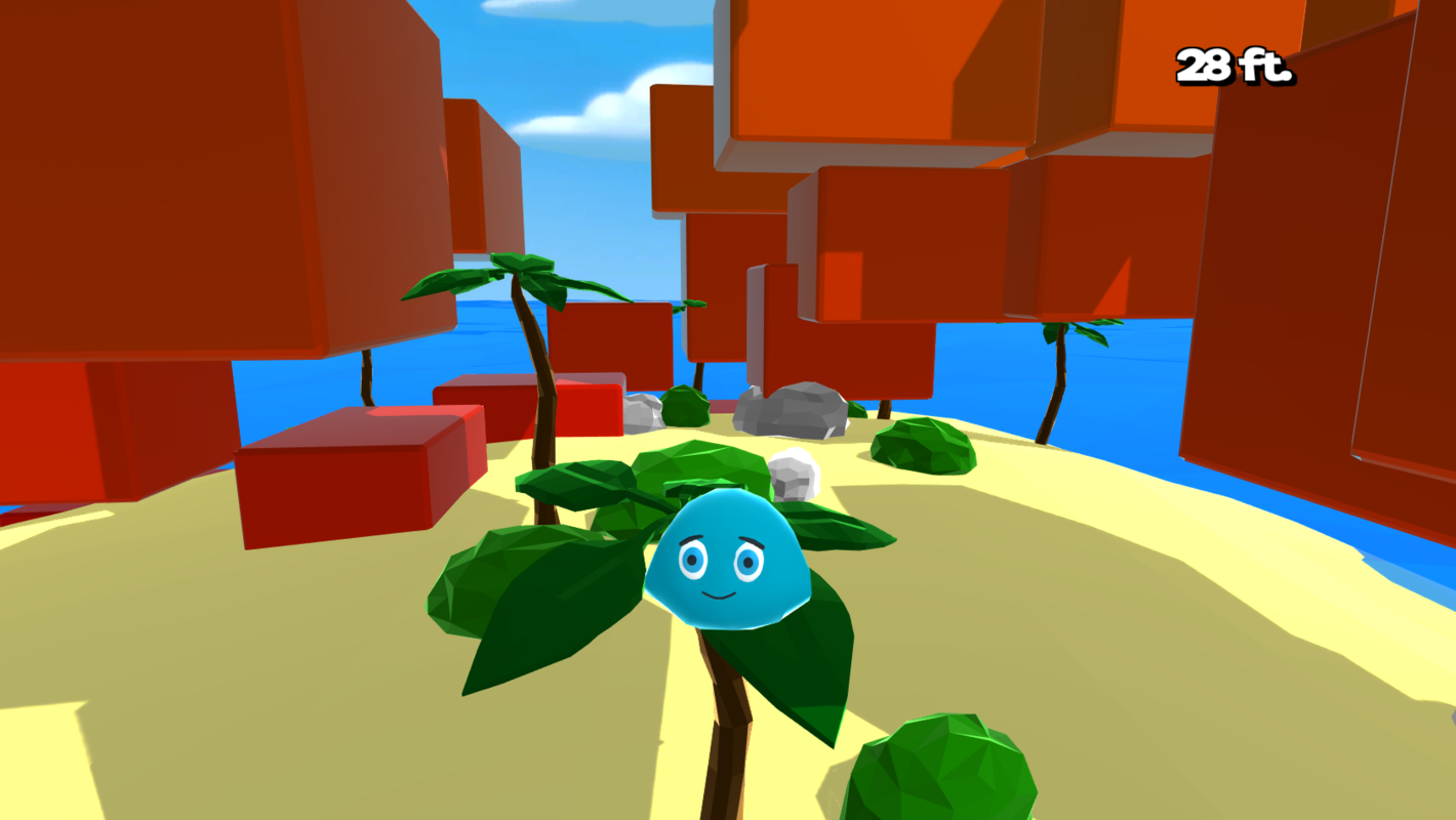 Play Splat the Blob - Demo
