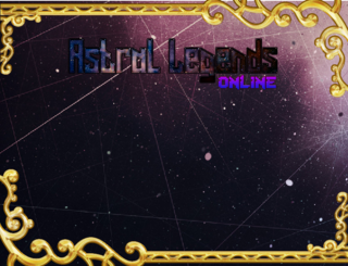 玩 Astral Legends