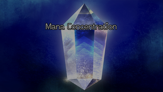 Spelen Concentração de Mana