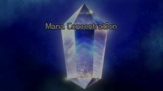 게임하기 Concentração de Mana