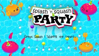 Играть Splash 'n Squash Party