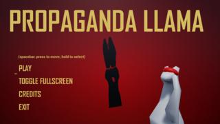 Play Propaganda Llama