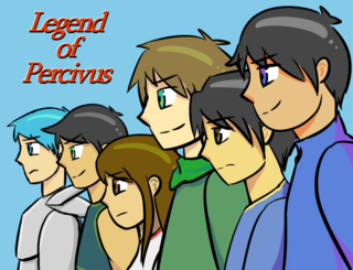 Spelen Legend of Percivus
