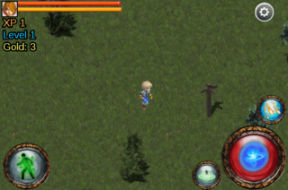 Bermain Action RPG pack