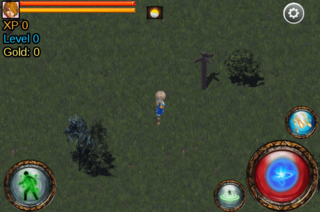 "Play ARPG-""night and day"" mod Online"