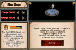 "खेलें ARPG-""class selector"" mod"