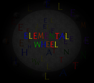 Bermain Elemental Wheel