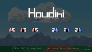 Houdini: The Grand Magus