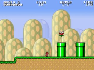 Mario html5