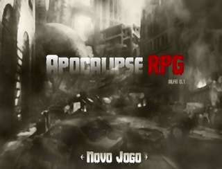 Bermain Apocalipse RPG