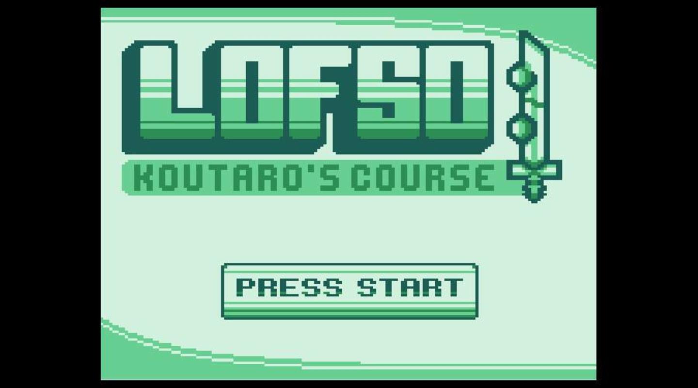 Play Lofso Koutaro´s Course