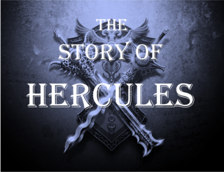 게임하기 The Story of Hercules