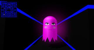 Pacman 3D 1st Person