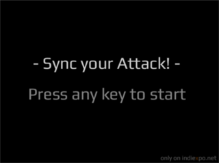 Spielen Sync your Attack!