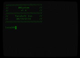 玩 DMSystem