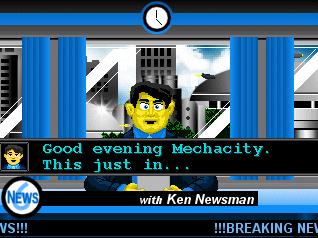 Spielen Megabot