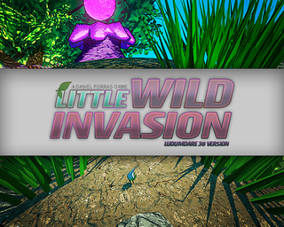 Mainkan Little Wild Invasion
